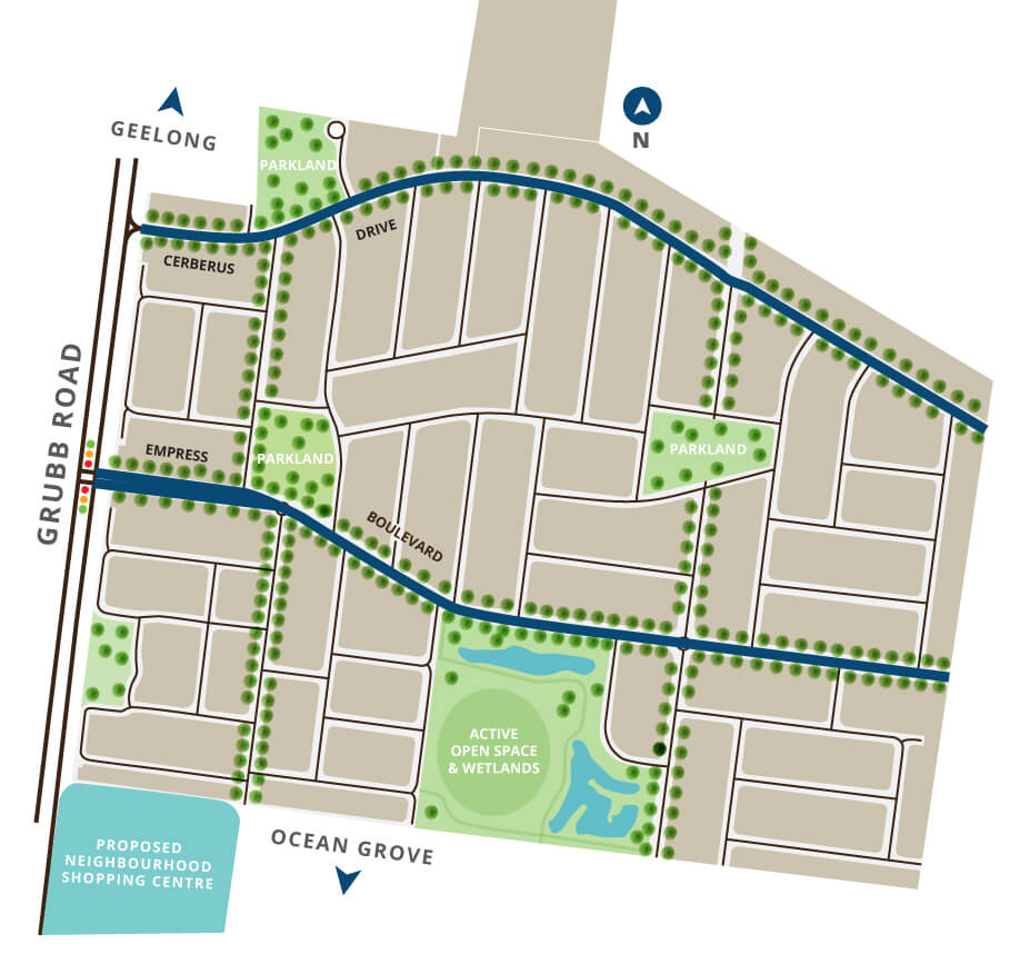 estate-map-cycle-paths