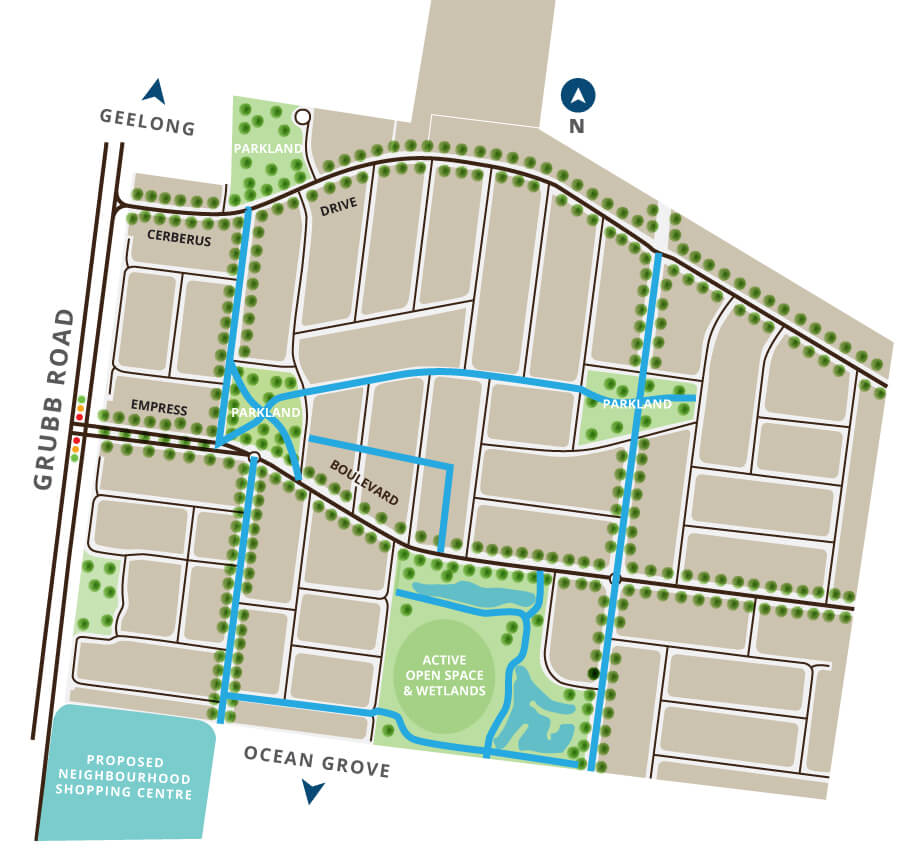 estate-map-shared-paths