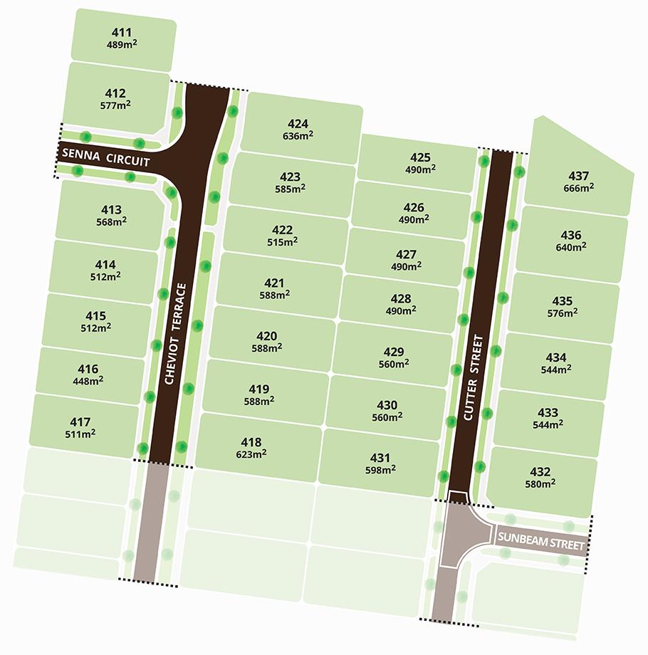 Oakdene Estate Stage 10